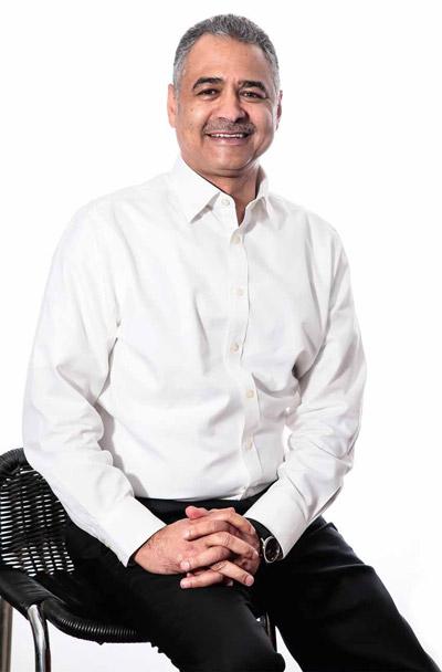 GROUP CEO – CHRIS JARDINE